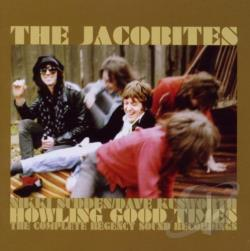 Jacobites - Howling Good Times CD Cover Art