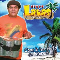 Grupo Latas De Roy Munoz - Suavecito CD Cover Art
