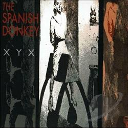 Spanish Donkey - Xyx CD Cover Art
