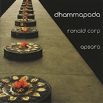 Apsara Choir - Ronald Corp: Dhammapada CD Cover Art