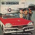 '68 Comeback - Golden Rogues Collection DB Cover Art