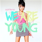 Adriiana - We Are Young DB Cover Art