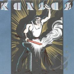 Kansas - Power CD Cover Art