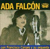 Falcon, Ada - Orquesta Tipica 1929-1942 CD Cover Art