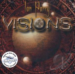 Parry, Ian - Visions CD Cover Art