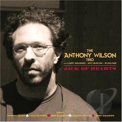 Wilson, Anthony / Wilson, Anthony Trio - Jack of Hearts CD Cover Art