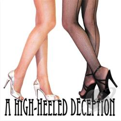 Stillborn Skies - High-Heeled Deception CD Cover Art