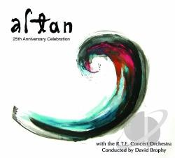 Altan / Rte Concert Orchestra - 25th Anniversary Celebration CD Cover Art