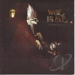 Woe Is Me - Number CD Cover Art