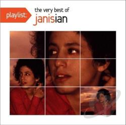 Ian, Janis - Playlist: The Very Best of Janis Ian CD Cover Art