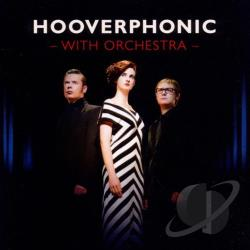 Hooverphonic - With Orchestra CD Cover Art