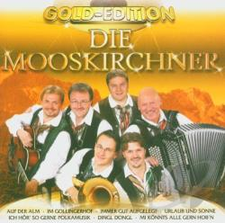 Die Mooskirchner - 20 Top Hits CD Cover Art