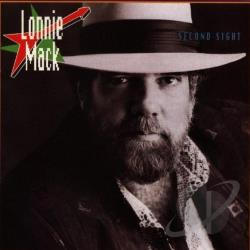 Mack, Lonnie - Second Sight CD Cover Art