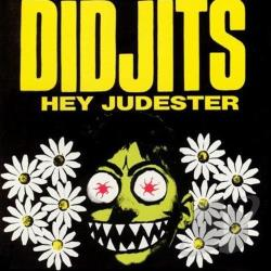 Didjits - Hey Judester CD Cover Art