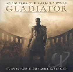 Gerrard, Lisa / Zimmer, Hans - Gladiator CD Cover Art