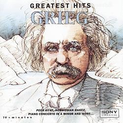 Great Hits:Grieg - Grieg: Greatest Hits CD Cover Art