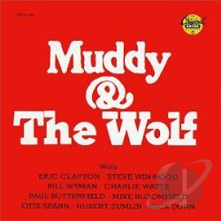 Howlin' Wolf / Waters, Muddy - Muddy & the Wolf CD Cover Art