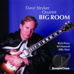 Stryker, Dave - Big Room CD Cover Art
