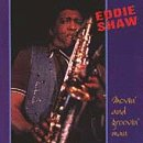 Shaw, Eddie - Movin' And Groovin' Man CD Cover Art