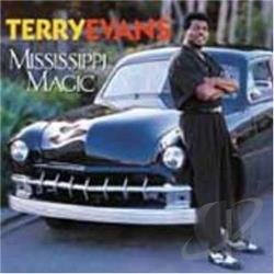 Evans, Terry - Mississippi Magic SA Cover Art