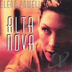 Powell, Elena - Alta Nova CD Cover Art