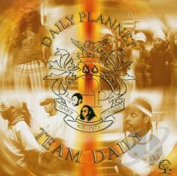 Daily Plannet - Team Daily CD Cover Art