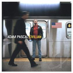 Pascal, Adam - Civilian CD Cover Art