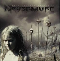 Nevermore - This Godless Endeavor CD Cover Art
