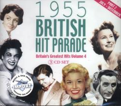 1955 British Hit Parade, Vol. 4, Pt. 2 CD Cover Art