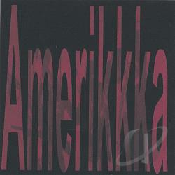 Israel Tacuma & Eamon Andrews - Amerikkka CD Cover Art