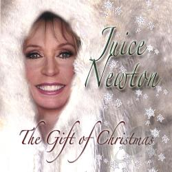 Newton, Juice - Gift Of Christmas CD Cover Art