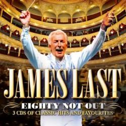 Last, James - Eighty Not Out CD Cover Art