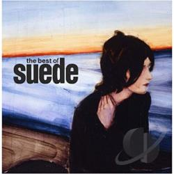 London Suede - Best Of Suede CD Cover Art