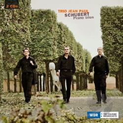 Trio Jean Paul - Schubert: Piano Trios CD Cover Art