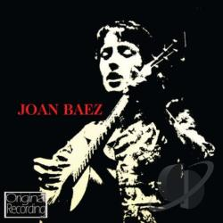Baez, Joan - Joan Baez Vol 1 1 CD Cover Art