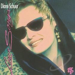 Schuur, Diane - Love Songs CD Cover Art