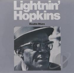 Hopkins, Lightnin' - Double Blues CD Cover Art