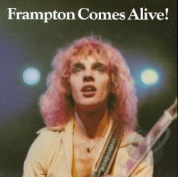 Frampton, Peter - Frampton Comes Alive! CD Cover Art