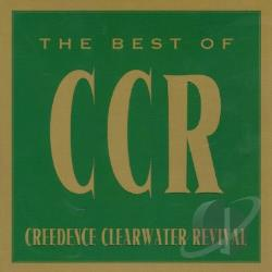 Creedence Clearwater Revival - Best of Creedence Clearwater Revival CD Cover Art