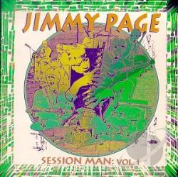 Page, Jimmy - Session Man 1963-67, Vol. 1 CD Cover Art