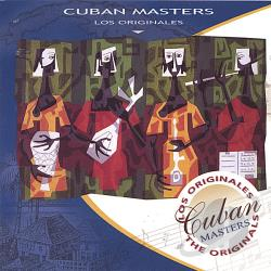 Los Originales - Cuban Masters: Los Originales CD Cover Art