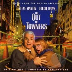 Out Of Towners CD Cover Art