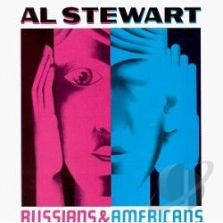 Stewart, Al - Russians & Americans CD Cover Art
