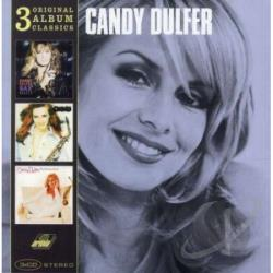 Dulfer, Candy - Original Album Classics CD Cover Art