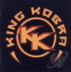 King Kobra - King Kobra CD Cover Art