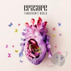 Erasure - Tomorrows World CD Cover Art