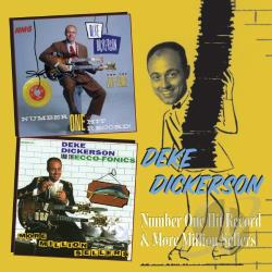 Dickerson, Deke - Number One Hit Record/More Million Sellers CD Cover Art