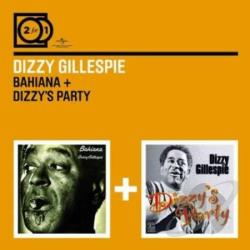 Gillespie, Dizzy - Georg Philipp Telemann: Quixotte & La Changeante CD Cover Art