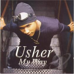 Usher - My Way CD Cover Art