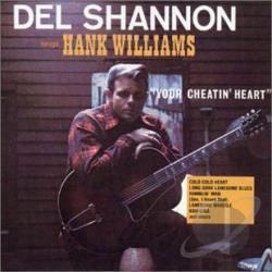 Del Shannon Sings Hank Williams Cd Album Canada
